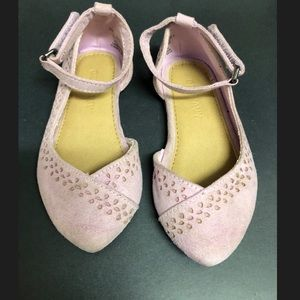Old navy flats size 5 for toddlers girls